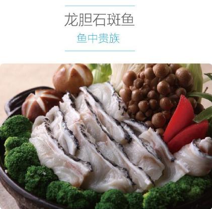 龙胆石斑火锅宴